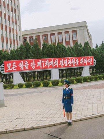 朝鲜五日游的所见所闻