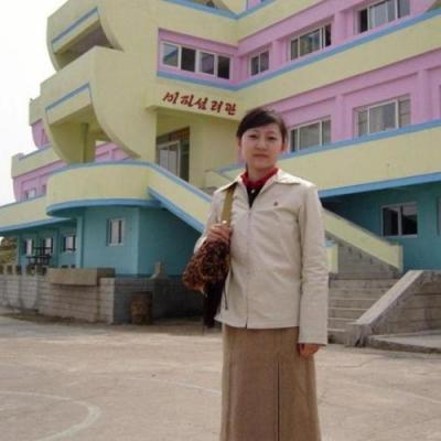 朝鲜国家虽然落后,但注重教育已成为一种习惯