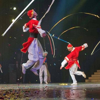 朝鲜是世界上唯一单民族国家,能歌善舞成为亮点