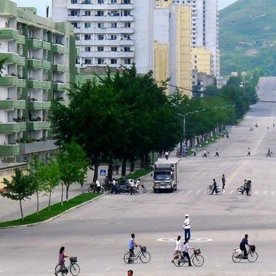 视觉朝鲜:朝鲜进口产品大部分来自中国